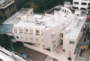 פרויקט תכנון ועיצוב פנים למתחם סגור לשגרירות ובית השגריר