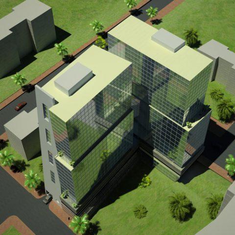 בנייני משרדים ,סנטו דומינגו