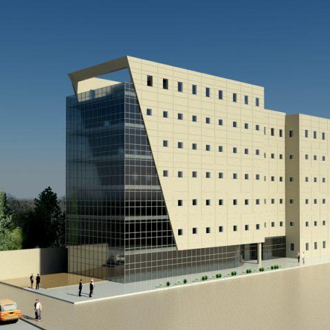 בניין משרדים, הנחושת
