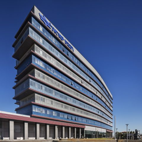 Israel Railways-Headquarters and Control Center