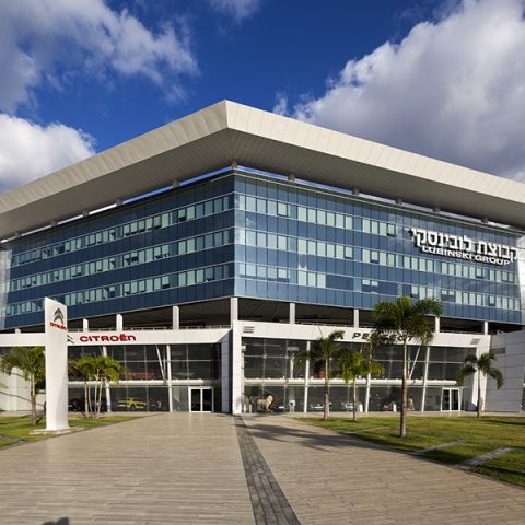 לובינסקי – מרכז לוגיסטי ומשרדים
