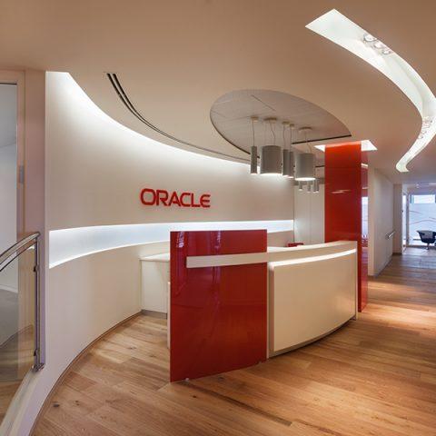 ORACLE משרדים ומעבדות