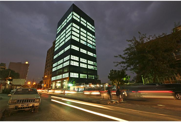 מגדל לופש,אנגולה