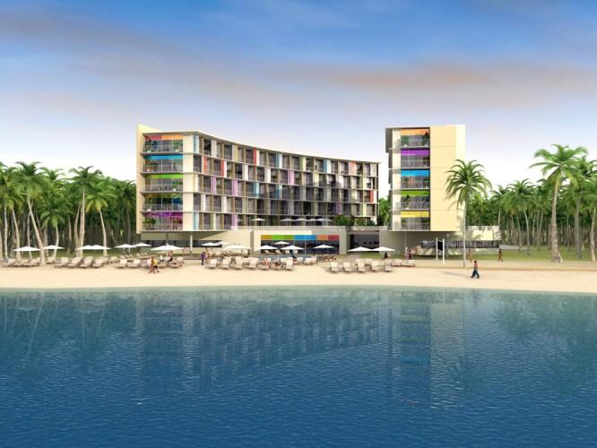 בית מלון שנבנה ברפובליקה דומיניקנית