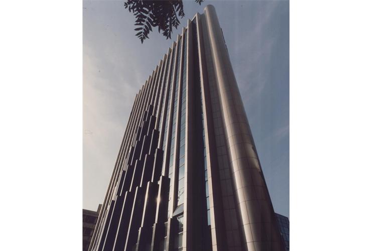 מגדלי פז,מתחם הבורסה רמת גן