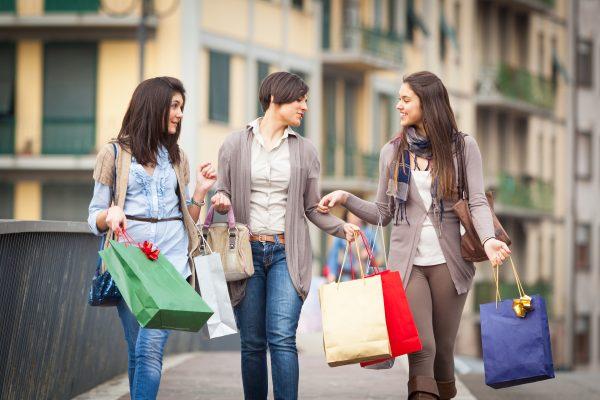 עיצוב מרכזי קניות